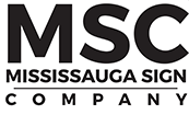 Mississauga Sign Company Logo